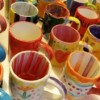 New activity – Pottery Painting Workshop and Hand and Foot Impressions