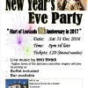 Lowlands New Year's Eve Party with Gerry Ffrench