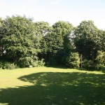 The beautiful Lowlands garden